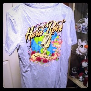 Authentic Atlantic City Hard Rock TShirts